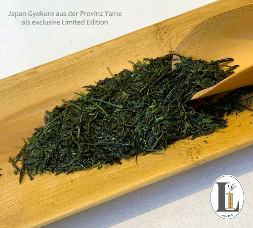 Japan Gyokuro Yame Premium lim. Edit.
