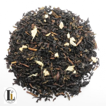 Oolong Earl Grey Ingwer