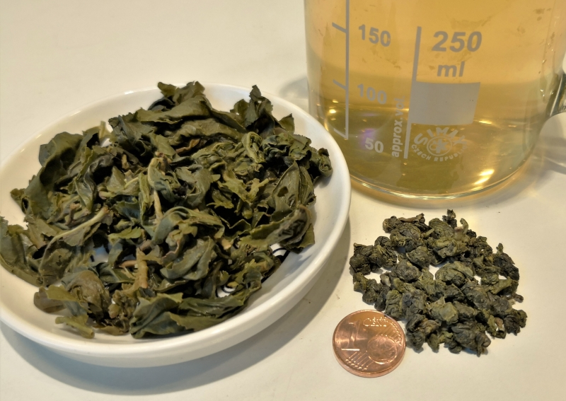 Vietnam Tra To Quy Oolong